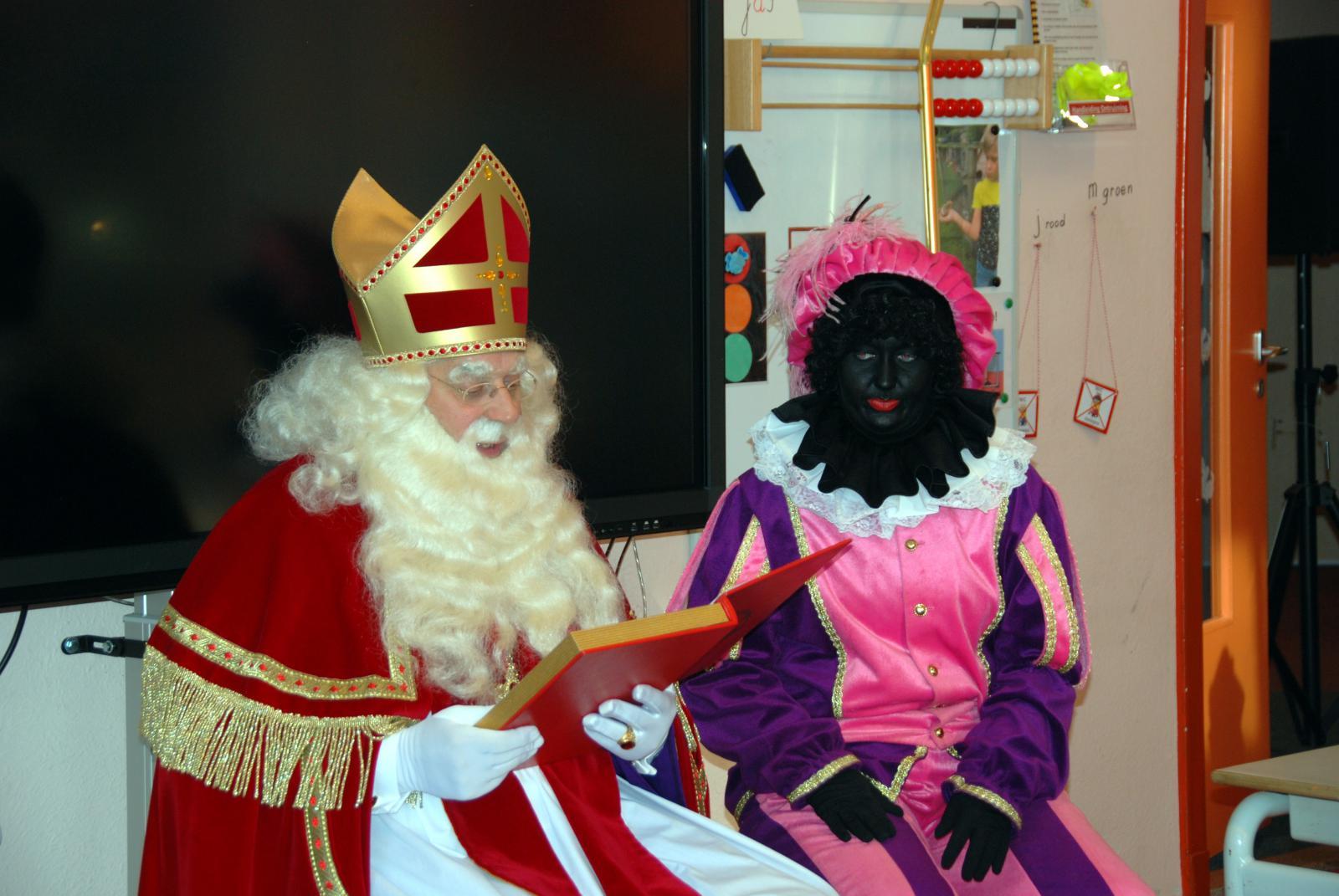 Sinterklaas onderbouw